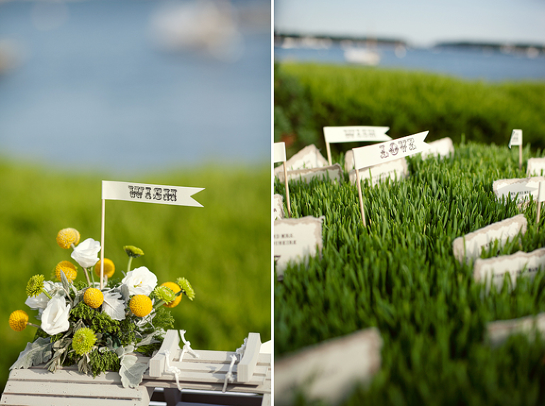 wedding favors in oyster harbors