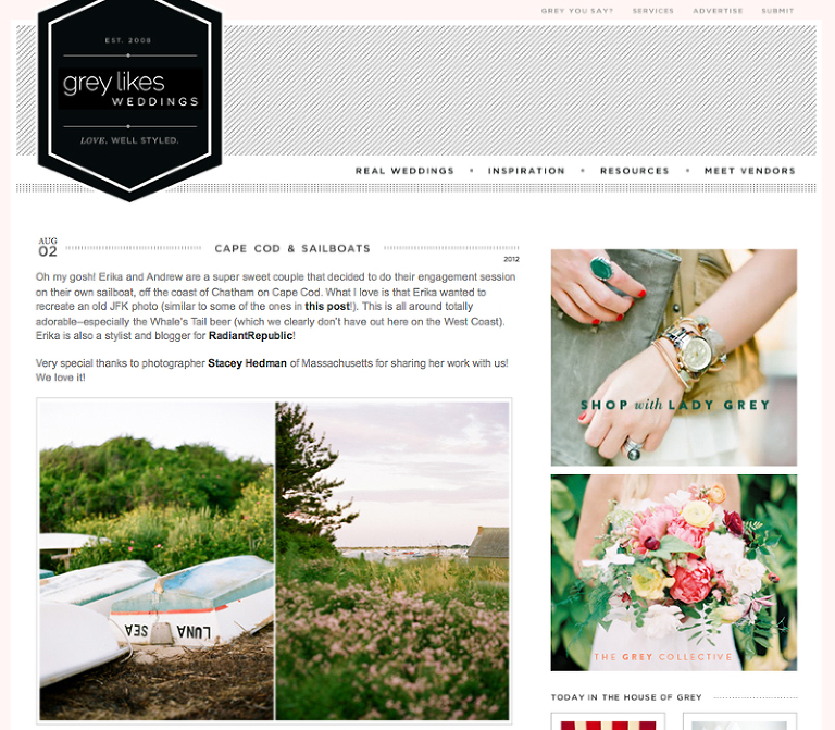 sailboat wedding ideas for cape cod