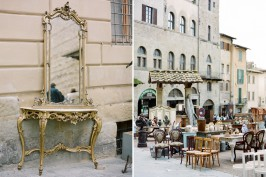 arezzo antiques furniture