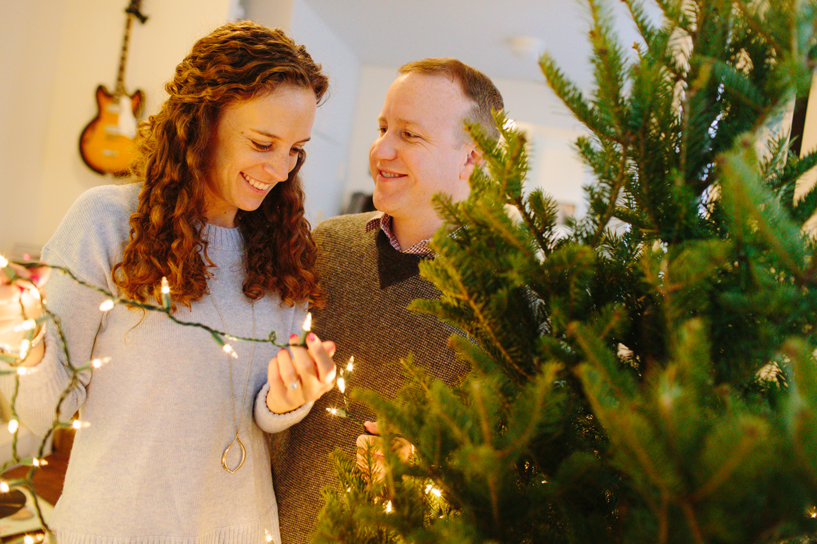 Cape Cod wedding blog photo from Stacey Hedman   Photography about Christmas in New York