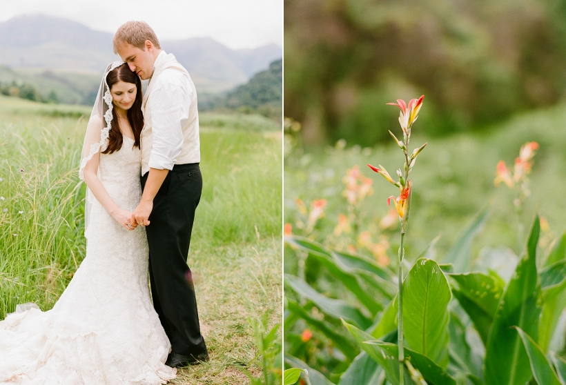 drakensberg mountains wedding