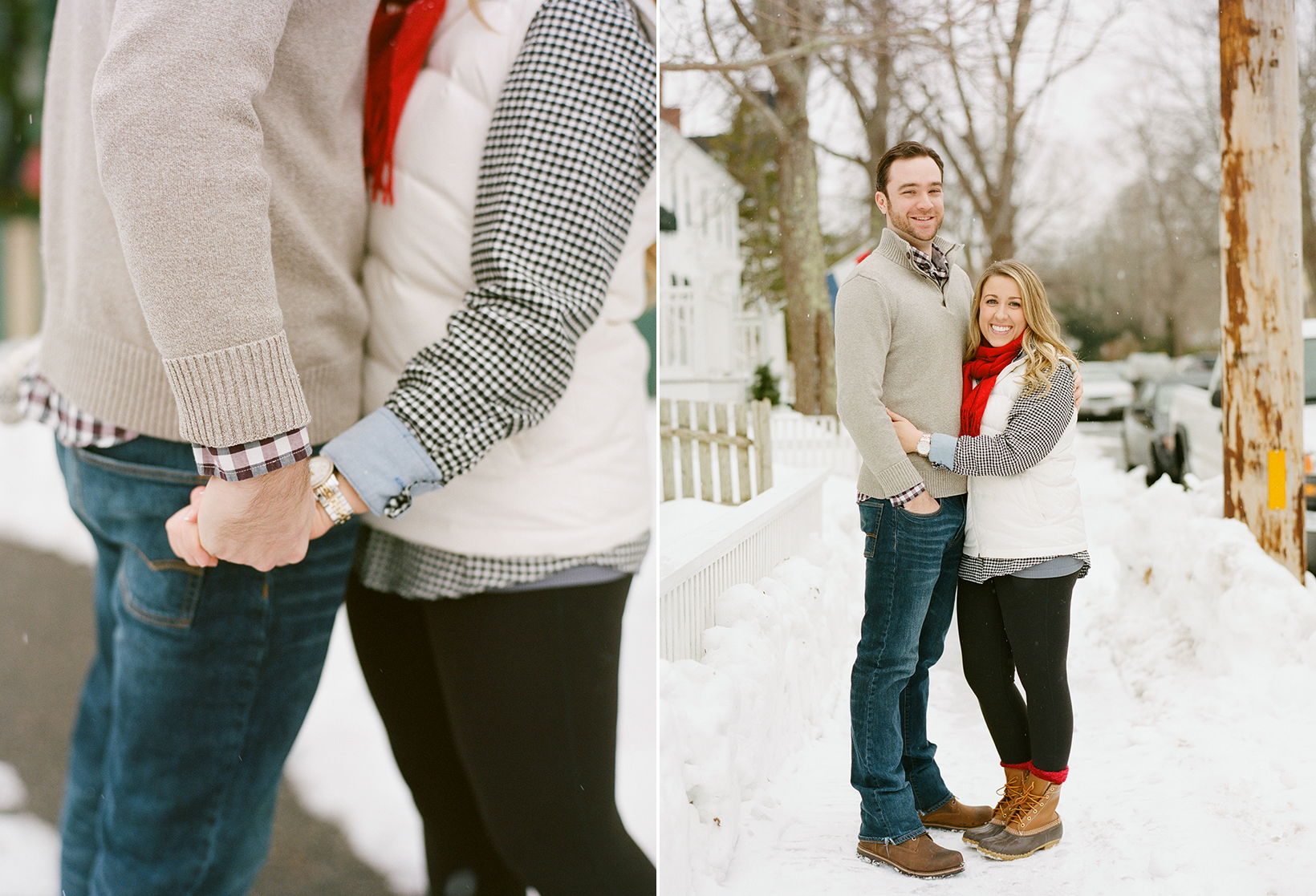 Cape Cod wedding blog photo from Stacey Hedman | Photography about Winter Love in Sandwich