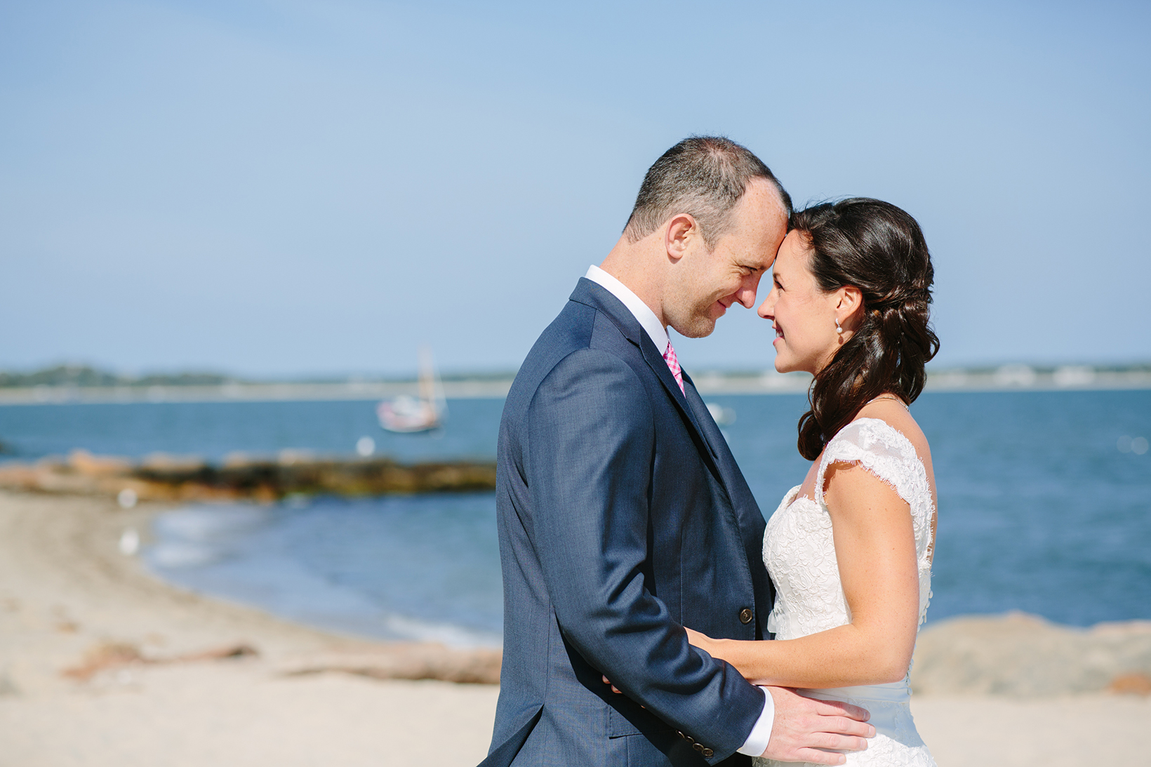 Cape Cod wedding blog photo from Stacey Hedman | Photography about Molly and Justin's Oyster Harbors Wedding