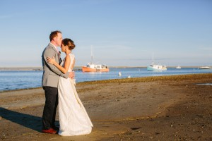 chatham wedding on the water