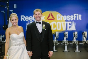crossfit wedding in hingham