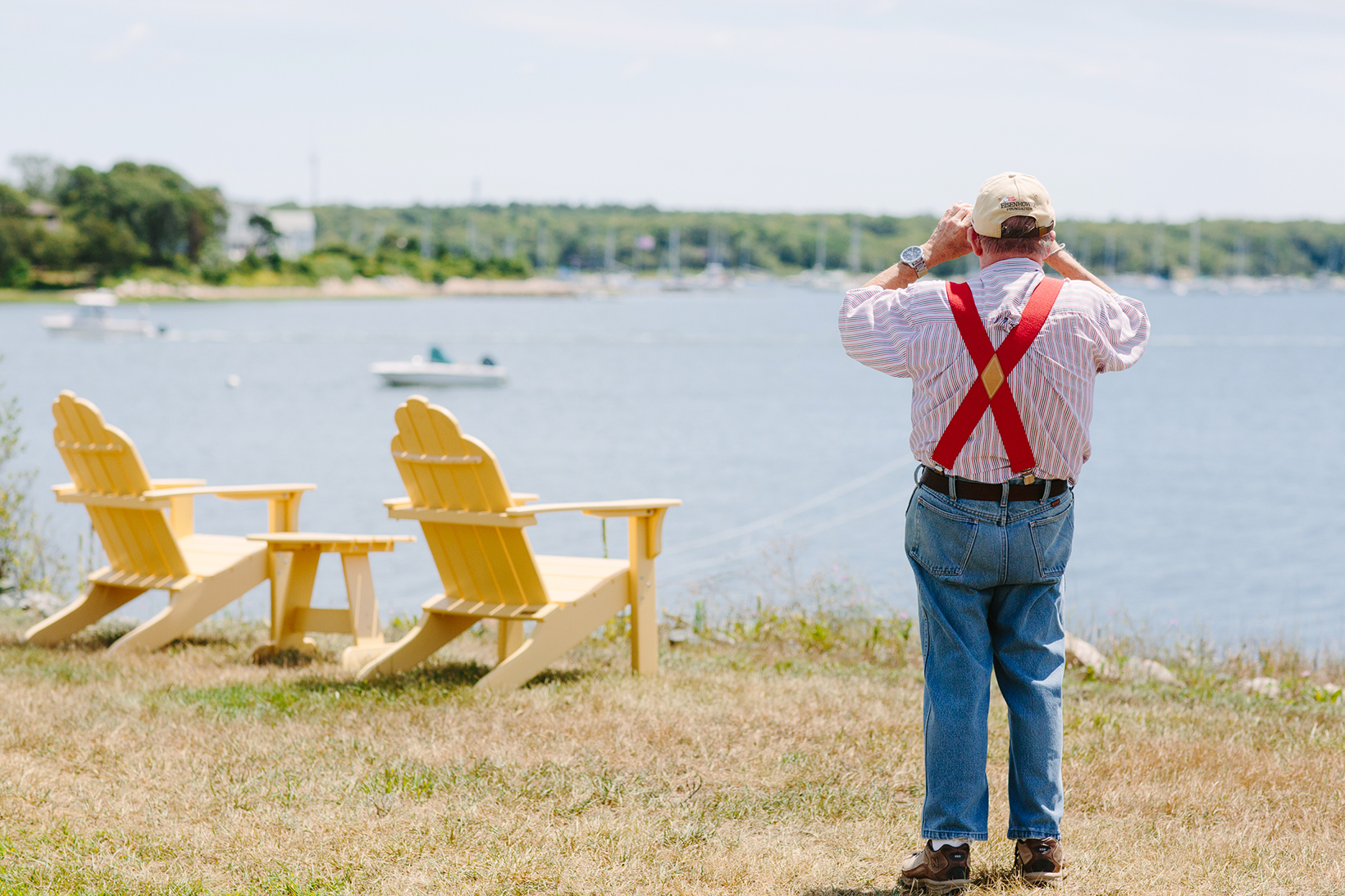 Cape Cod wedding blog photo from Stacey Hedman | Photography about Bourne Farm Wedding with Jessie and Pete