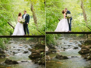 vermont river wedding