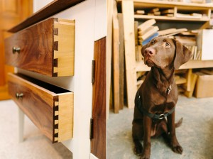 handmade wood furniture on cape cod