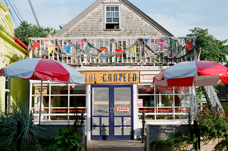 the cantina in provincetown