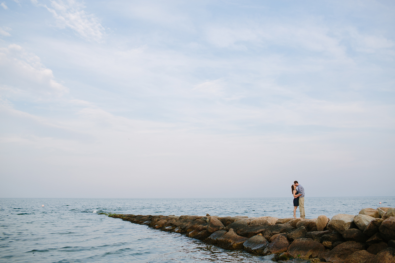 Cape Cod wedding blog photo from Stacey Hedman | Photography about Popponesset Engagement Photos