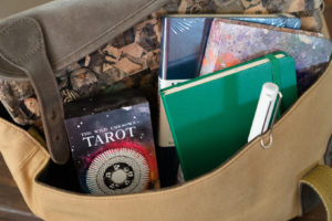 tarot cards and resolutions for new years