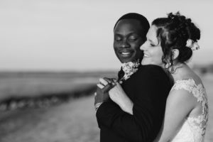 multi racial wedding photos