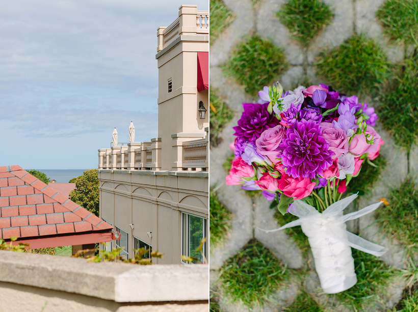ocean edge wedding in brewster on cape cod