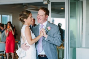 first dance at cape cod wedding