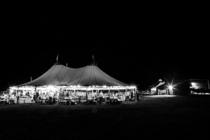 tented wedding on cape cod