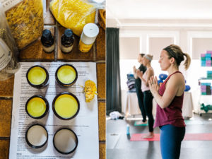 apothecary and yoga